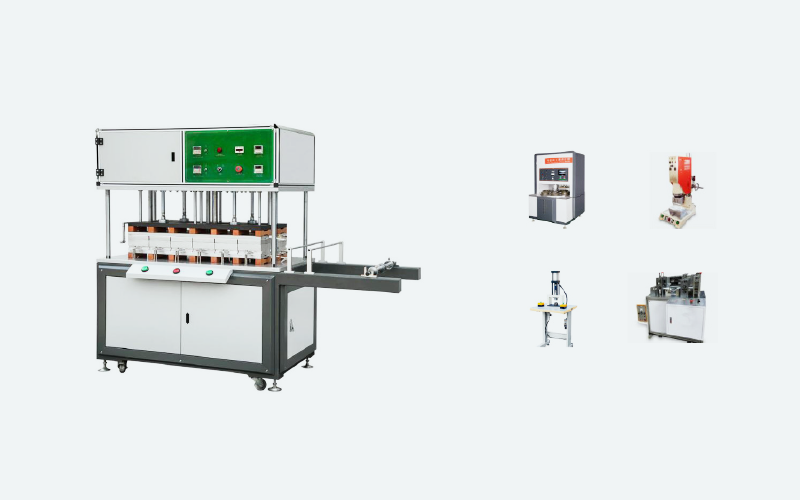 DCG Medical Cup Mask Making Machine